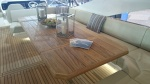 Nice flybridge table